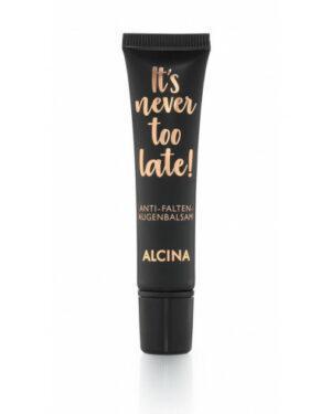 It´s never too late Anti-Falten-Augenbalsam Alcina Schnittwerk Ginsheim