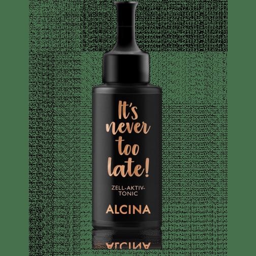 It´s never too late Zell-Aktiv-Tonic Alcina Schnittwerk Ginsheim