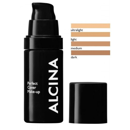 Perfect Cover Make-Up ultralight Alcina Schnittwerk Ginsheim