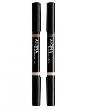 Perfect Eyebrow Styler Alcina light 010 dark 020 Schnittwerk Ginsheim