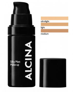 Silky Matt Make-Up Alcina Schnittwerk Ginsheim