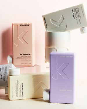 COLOURING.ANGELS Kevin Murphy Schnittwerk Ginsheim